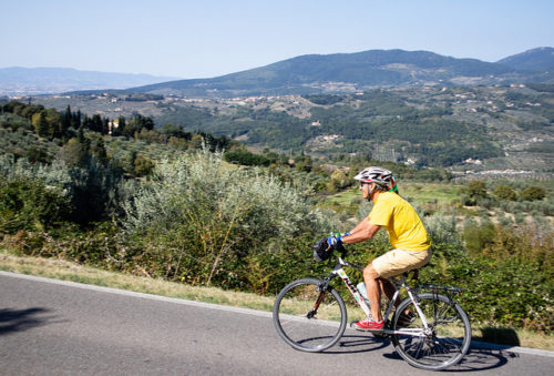 Day 6: Ronta to Firenze